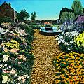 My Secret Garden by David Zimmerman