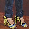 My Shoes by Roberta Rotunda