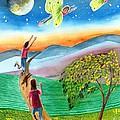 My Spiritual Metamorphosis by LeAnne Sowa