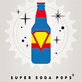 My SUPER SODA POPS No-05 by Chungkong Art