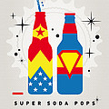 My SUPER SODA POPS No-06 by Chungkong Art