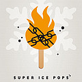 My Superhero Ice Pop - Ghost Rider by Chungkong Art