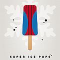 My Superhero Ice Pop - Spiderman by Chungkong Art