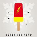 My Superhero Ice Pop - The Flash by Chungkong Art