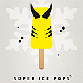 My Superhero Ice Pop - Wolverine by Chungkong Art