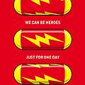 My Superhero Pills - The Flash by Chungkong Art