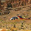 My Taxi to the Grand Canyon and Back