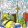 My Toronto by Oiyee At Oystudio