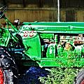 My Tractor by Image Takers Photography LLC - Laura Morgan