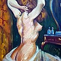 My Vanity by Philip Corley