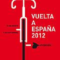 My Vuelta A Espana Minimal Poster by Chungkong Art