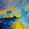 My Wave by Daniel Jakus