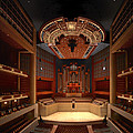 Myerson Symphony Center Auditorium - Dallas by Mountain Dreams
