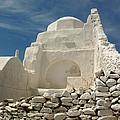 Mykonos Church by Vivian Christopher