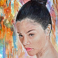 Myra Molloy Winner Of Thailand Got Talent II by Jim Fitzpatrick