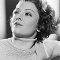 Myrna Loy, Mgm Portrait, Early 1930s by Everett