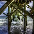 Myrtle Beach Pier by Valerie Mellema