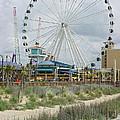 Myrtle Beach Skywheel 10 by Thomas Lovelace