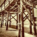 Myrtle Pier  by Mark Hazelton