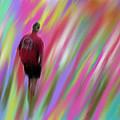 Mysterious Color by Rosalie Scanlon