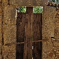 Mysterious Door by Dany Lison