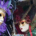 Mysterious Masks by Brenda Kean