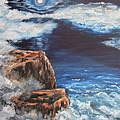 Mysterious Water by Cheryl Pettigrew