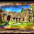 Mystic Church - Featured In Comfortable Art Group by Ericamaxine Price