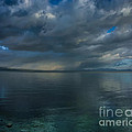 Mystic Lake Tahoe by Mitch Shindelbower
