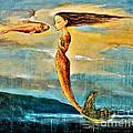 Mystic Mermaid IIi by Shijun Munns