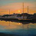 Mystic Morning by Jill Nichols