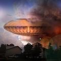 Mystic Ufo by Otto Rapp