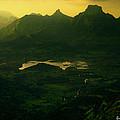 Mystic Valley by Salman Ravish