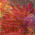 Mystical Dahlia by Donna Walsh