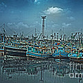 Mystical Harbor by Zak Kz