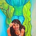Mystical Mermaid by Elaine Haakenson
