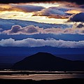 Myvatn Sunset by David Broome