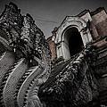 Naga@temple.... by Rak Sararak