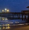 Nags Head Pier II by Greg Reed