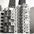 Nakagin Capsule Tower In Tokyo by For Ninety One Days