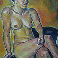 Naked Suri 1 by Raija Merila