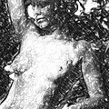 Naked Woman by Tommytechno Sweden