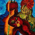 Namaste by Mario Garcia