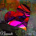 Namaste by Marvin Blaine