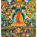 Namo Amitabha Buddha 24 by Jeelan Clark