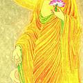 Namo Amitabha Buddha  31 by Jeelan Clark