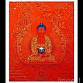 Namo Amitabha Buddha 7 by Jeelan Clark