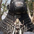 Nandi Statue by Carol Ailles