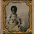 Nanny And Child, C1855 by Granger