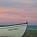 Nantasket Beach Boat by Patricia Abbate